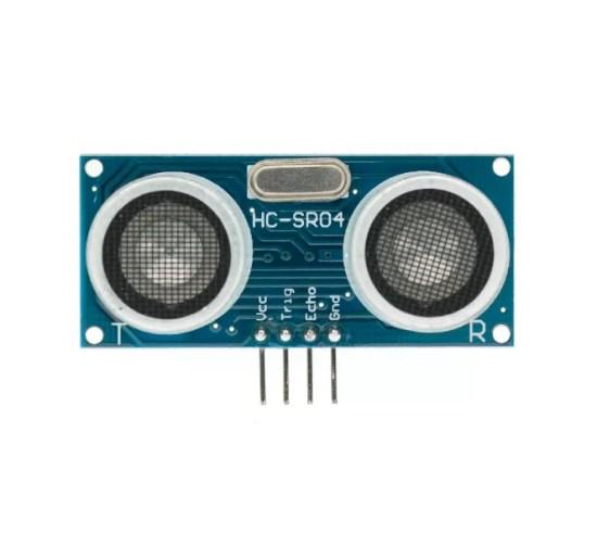 HC-SR04 Ultrahangos Távolságmérő szenzor