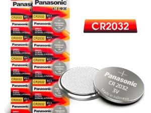 Panasonic - CR2032 - 3V