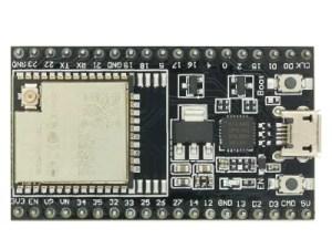 ESP32 - Wifi-BT mikrokontroller - Antennával