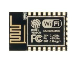 ESP-12E - Wifi Mikrokontroller