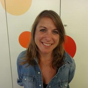 Aurélie Bazin, éducatrice jeunes enfants