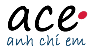 Logo Anh Chi Em