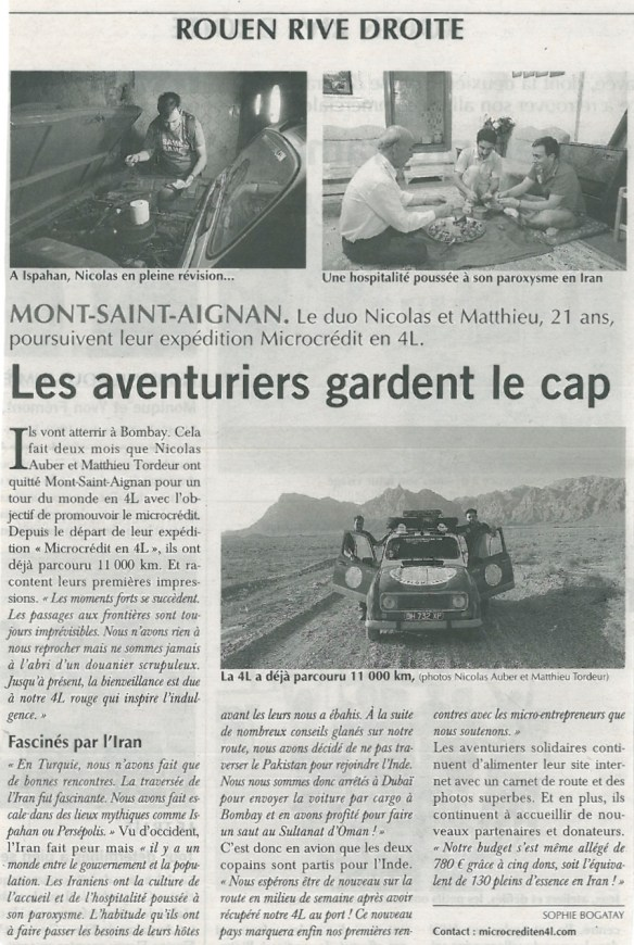 Article Paris-Normandie 04-11-13 JPEG