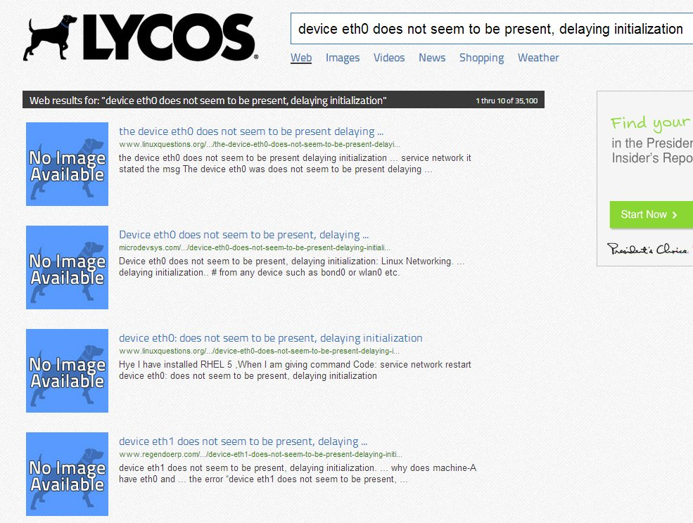 Lycos Difference Page Index