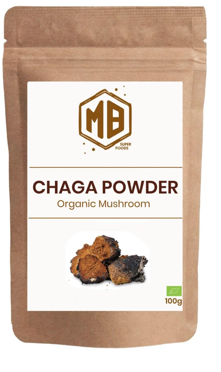 MB Superfoods Chaga Mushroom Powder