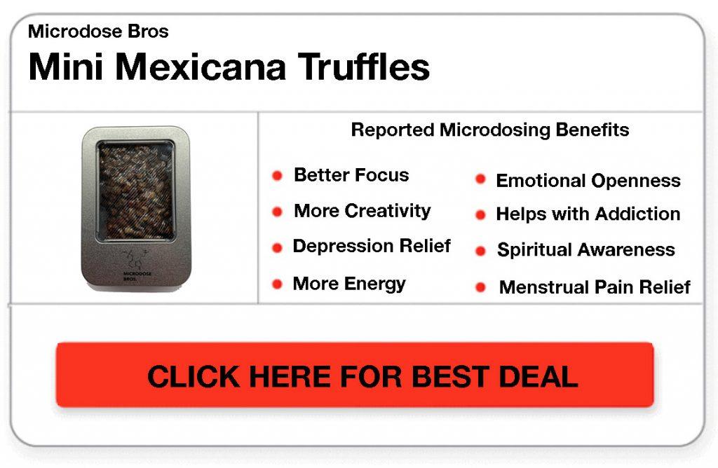 buy mini mexicana truffles