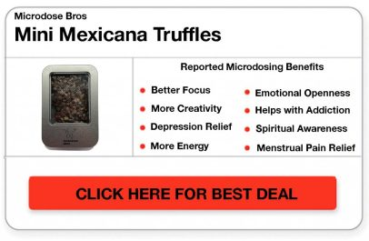 koop mini mexicana truffles