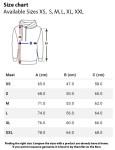 Hoodie-Size-Chart