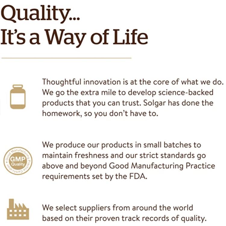 Niacin Quality of Life