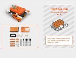 Build Push-Up Jim!