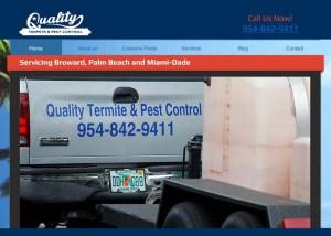 Quality Termite and Pest Control
