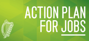 Action Plan for Jobs Logo