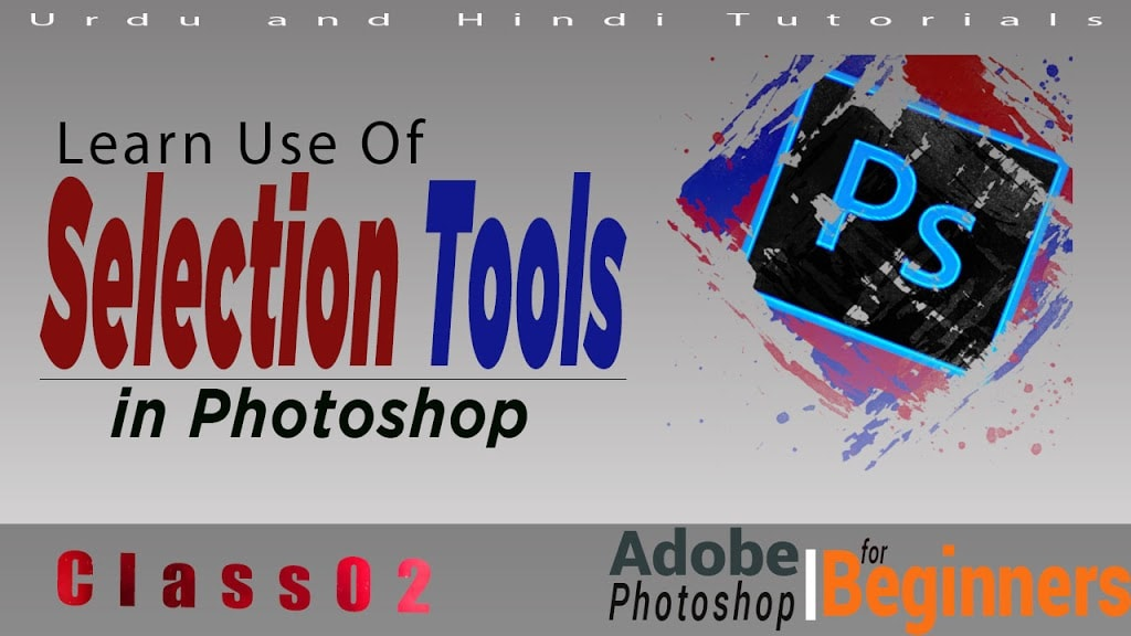 Graphics Design Tutorials - Learn More Selection Tools | Photoshop For Beginners