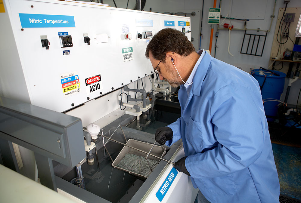 Stainless Steel Amp Hypodermic Tube Cleaning Methods
