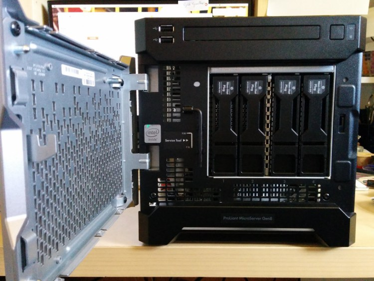 HP Proliant RAID