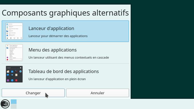 OpenSUSE Configuration KDE