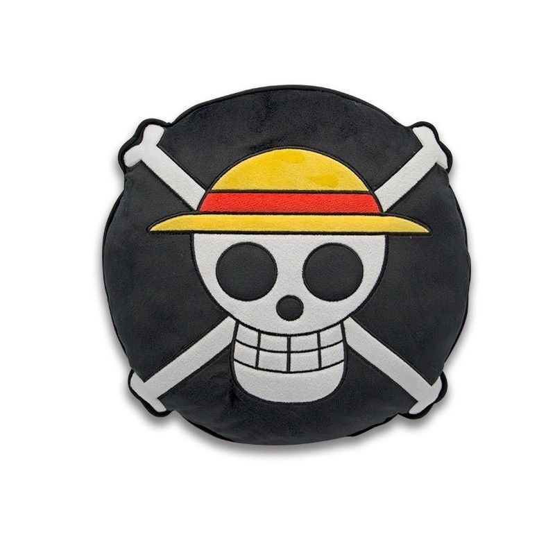 coussin one piece skull