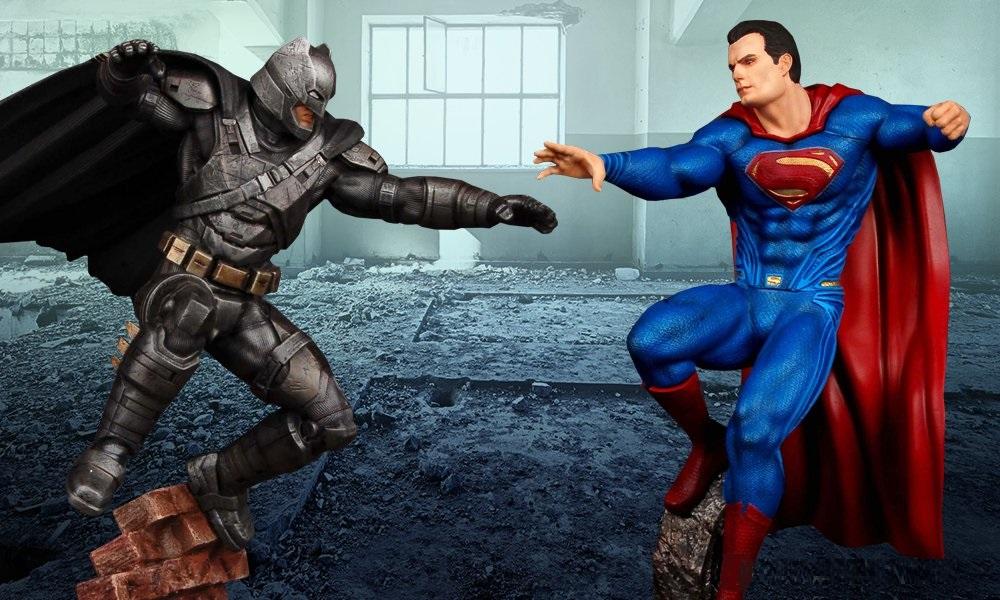 Moebius Models Batman Vs Superman Dawn Of Justice Superman Resin Kit 1 8 Scale