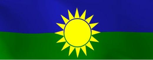 Bandera representativa del Urbanismo