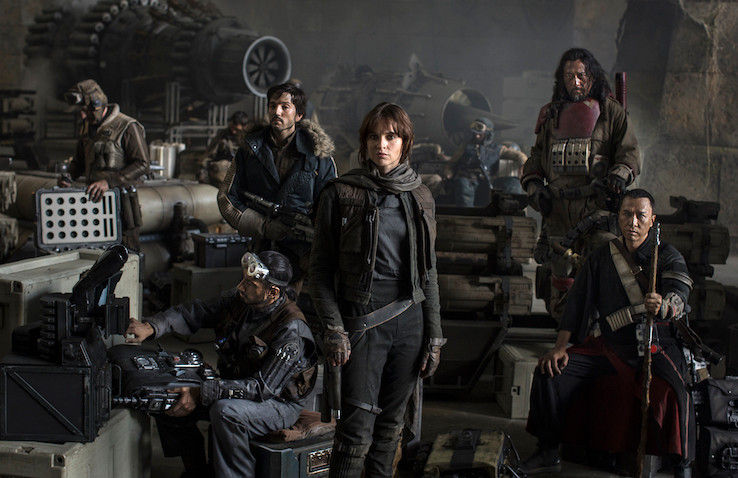 Debate con spoilers: «Rogue One: una historia de Star Wars», de Gareth Edwards