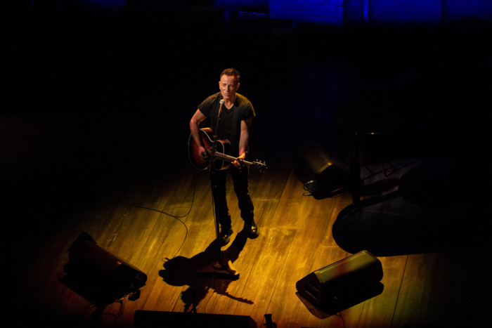 "Streaming: crítica de ""Springsteen on Broadway"", de Thom Zimmy (Netflix)"