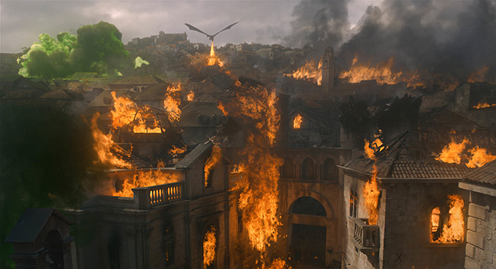 "Streaming: crítica de ""Game of Thrones: The Bells"""