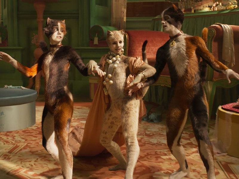 Estrenos: crítica de «Cats», de Tom Hooper