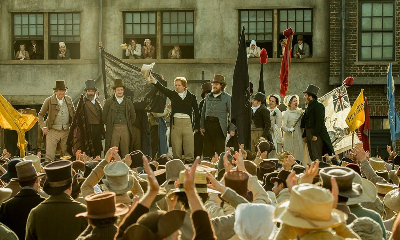 Estrenos online: crítica de «Peterloo», de Mike Leigh (Amazon Prime)