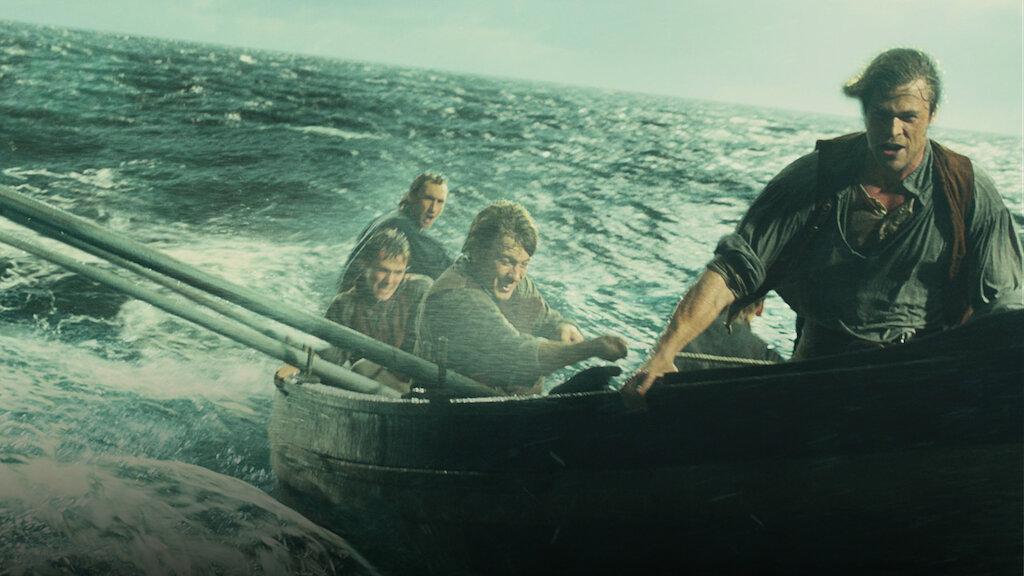 Estrenos online: «En el corazón del mar», de Ron Howard (Netflix)