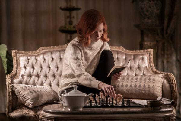 Series: crítica de «Gambito de dama», de Scott Frank (Netflix)