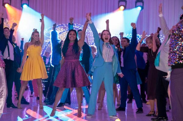 Estrenos online: crítica de «El baile», de Ryan Murphy (Netflix)