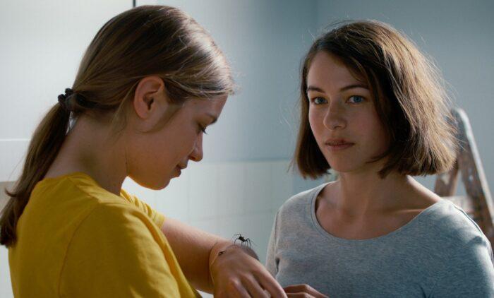 Festivales: crítica de «The Girl and the Spider», de Ramon Zürcher (Encounters)