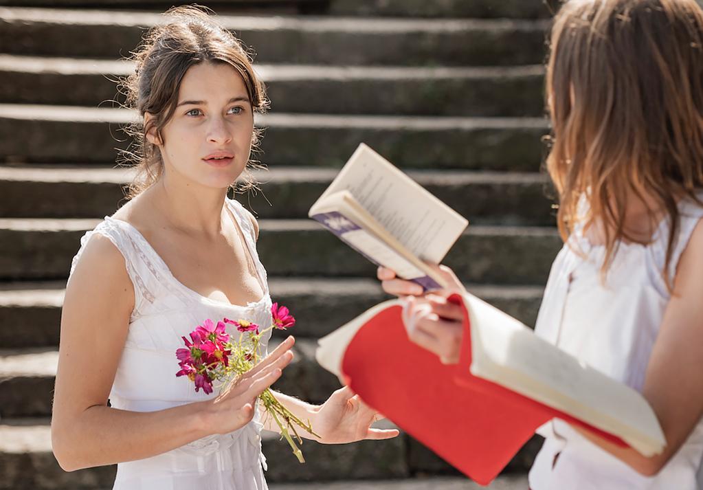Cannes 2021: crítica de «A Radiant Girl», de Sabrine Kiberlain (Semana de la Crítica)