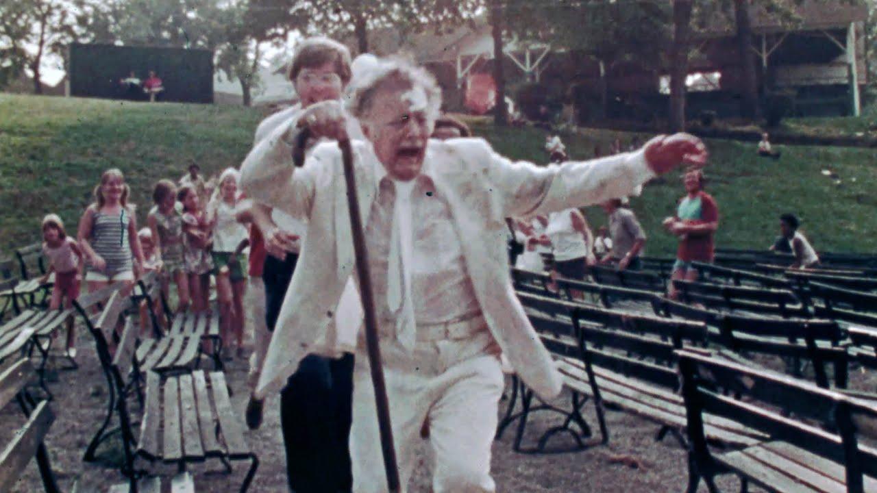 Estrenos online: crítica de «The Amusement Park», de George A. Romero (Shudder)