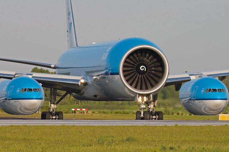 No, no es un Boeing 797 ni nada parecido
