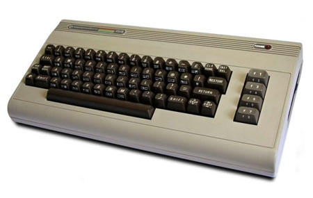 Commodore 64 por Bill Bertram