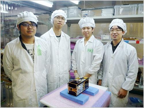 Raiko, el CubeSAT de dos unidades
