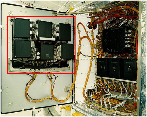 Hubble Science Instrument Command and Data Handling System - NASA