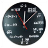 Pop Quiz Clock