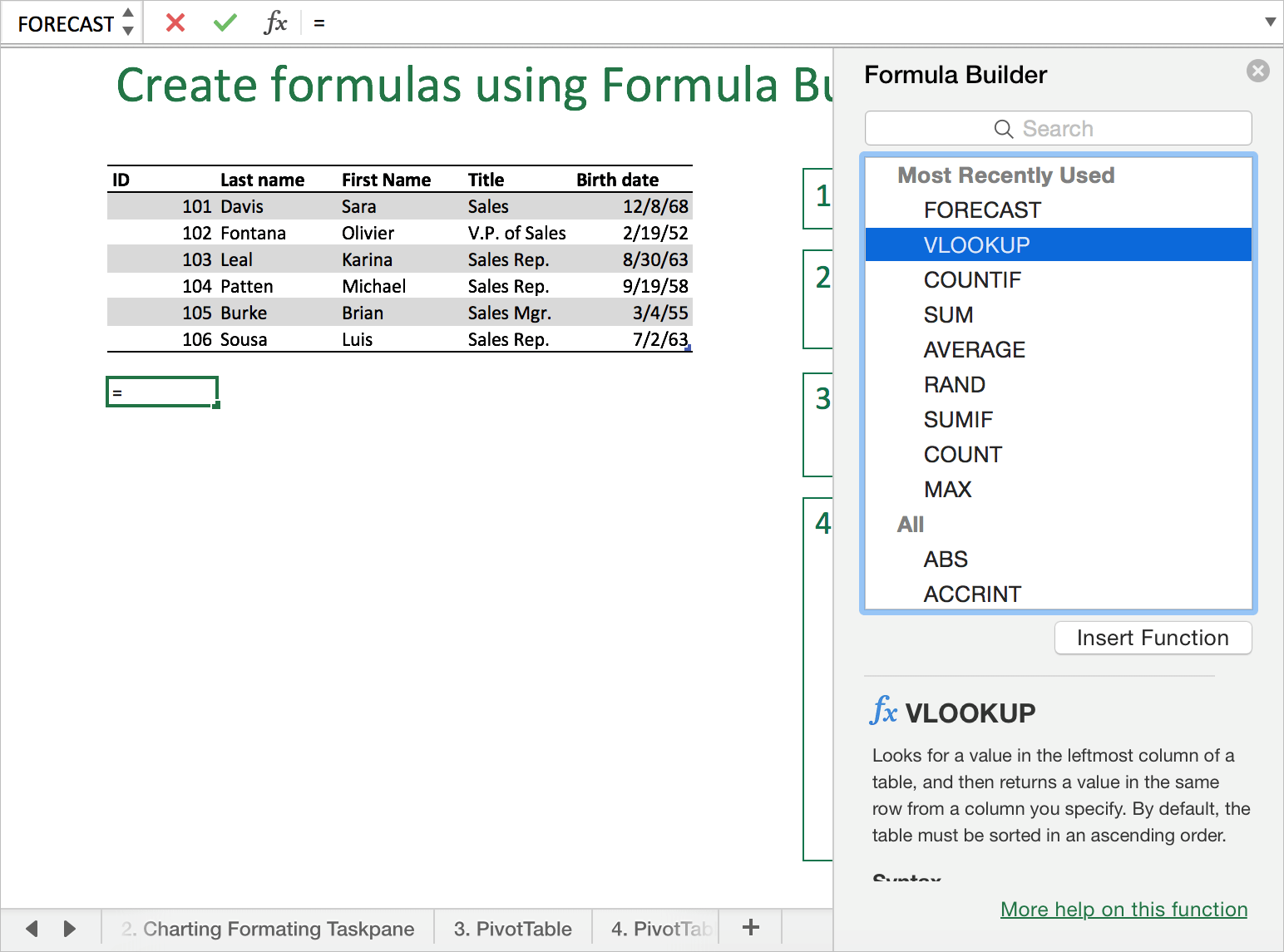 8 Tips And Tricks You Should Know For Excel For Mac