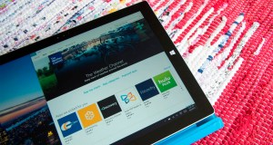 Surface Pro 3 con la tienda de Windows 10