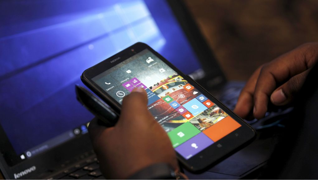 Lumia 640 con Windows 10 Mobile