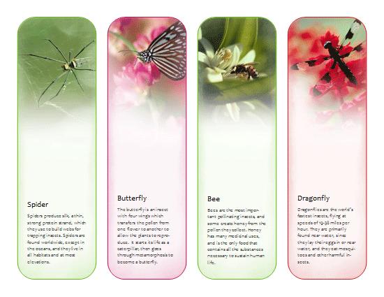 avery templates online folding information folded brochures