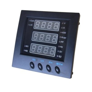Intelligent Electric Meter