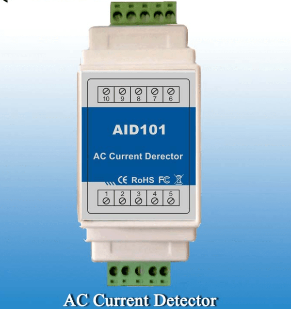 Single phase Current Dry Contact Transducer