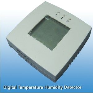Digital Temperature Humidity Detector