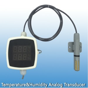 Temperature and Humidity Transducer