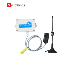 Wireless Lora Temperature and Humidity Sensor