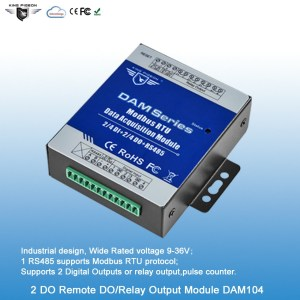 2DO Remote Relay Output Module