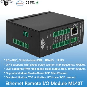 Ethernet Remote IO Module (8DIN+8DO)